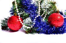 Free Christmas Decorations Stock Image - 32603401