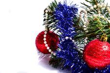 Free Christmas Decorations Stock Image - 32603411
