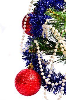 Free Christmas Decorations Stock Photos - 32603413