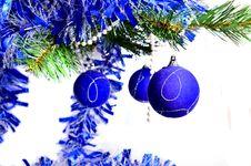 Free Christmas Decorations Royalty Free Stock Photos - 32603418