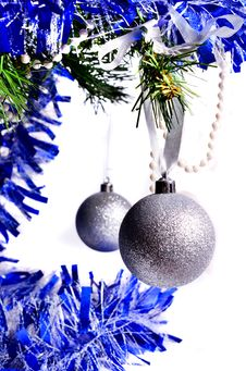 Free Christmas Decorations Stock Images - 32603424