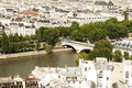 Free View From Notre- Drame Cathedral, Paris Stock Photos - 32627613