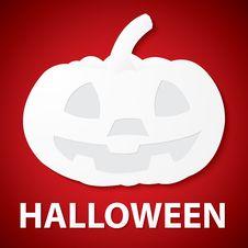 Free Pumpkin Halloween Paper Royalty Free Stock Photography - 32629437