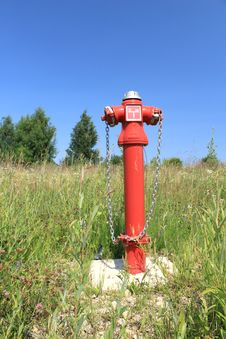 Free Fire Hydrant Stock Images - 32638274