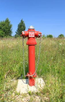 Free Fire Hydrant Stock Photos - 32638383