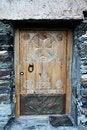 Free Wooden Door Stock Image - 32641801
