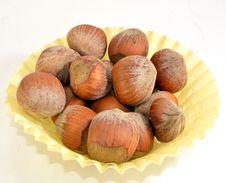 Free Hazelnuts Royalty Free Stock Image - 32643586