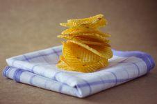 Free Potato Chips Stock Image - 32644381