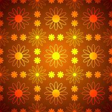Free Floral Seamless Pattern Stock Photos - 32645763