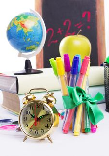 Free Time To Go Back To School Stock Photography - 32649902