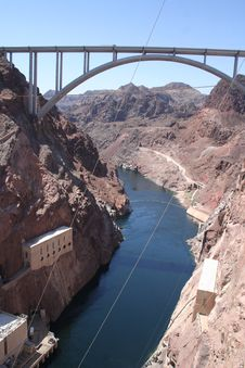 Free Hoover Dam Stock Images - 32654154