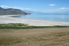 Free Great Salt Lake Stock Photos - 32654303