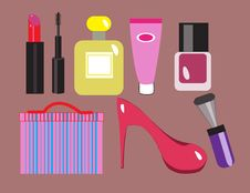 Womens Goods Art, Accessory, Cosmetics, Product