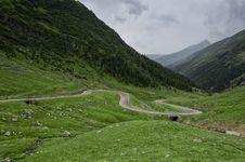 Free Beautiful Mountains Landscape In Carpathian Royalty Free Stock Image - 32658496