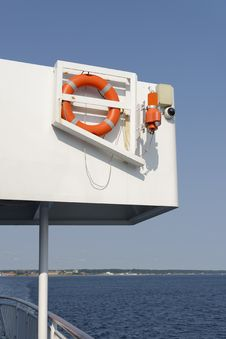 Life Buoy Equipment Stock Images