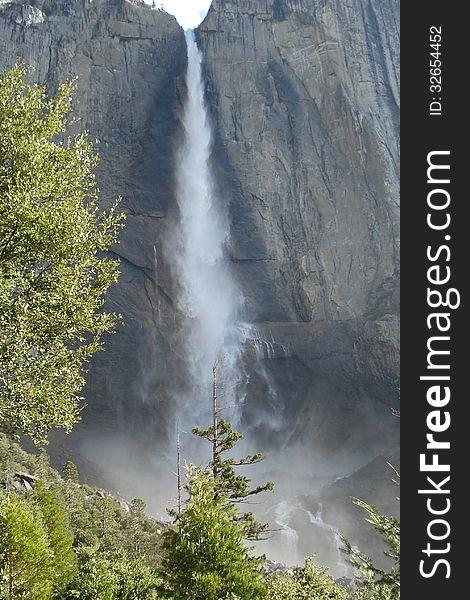 Upper Falls, Yosemite