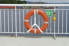 Free Life Buoy Equipment Royalty Free Stock Images - 32660269