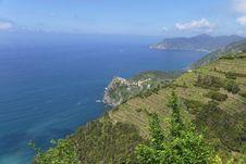 Free Corniglia Cinque Terre Royalty Free Stock Image - 32660496