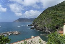 Free Vernazza Cinque Terre Stock Photography - 32660812