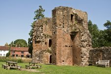 Free Kenilworth Castle Stock Images - 32682104