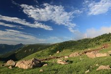 Free Mountain Landscape Stock Images - 32682454