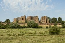 Free Kenilworth Castle Royalty Free Stock Photo - 32684565