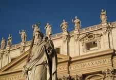 Free St Peters Basilica Stock Photos - 32687053