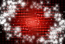 Free Abstract Christmas Background Royalty Free Stock Photography - 3270147