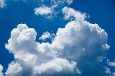 Free Partly Cloudy Stock Photo - 3271050