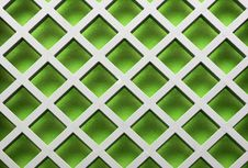 Free Green Diagonal Pattern Stock Photo - 3271410