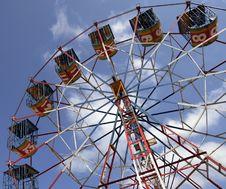 Free Ferris Wheel Stock Photos - 3271463