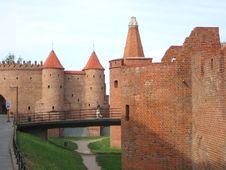 Free Castle In Warsaw Stock Photo - 3272740
