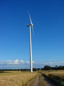 Free Wind Turbine Stock Photos - 3272863