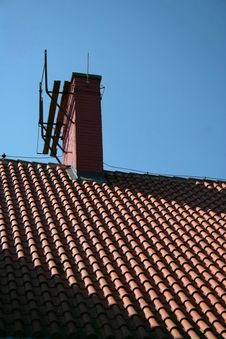 Free Chimney Stock Photo - 3273340
