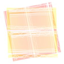 Pastel Tilted Paper Background Stock Photography
