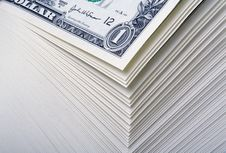 Free Lots Of Dollars Stock Images - 3274584