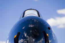 Free War Bird On The Runway Stock Photo - 3275020