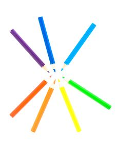 Free Color Pencils Royalty Free Stock Image - 3275646