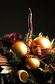 Free Christmas Decoration Stock Photo - 3275760