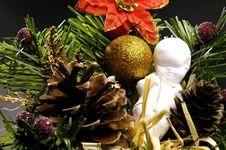 Free Christmas Decoration Royalty Free Stock Image - 3275946