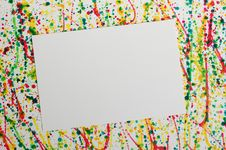 Free Colorful Frame Royalty Free Stock Images - 3276169