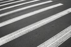 Free Pedestrian Crossing Stock Photography - 3277552