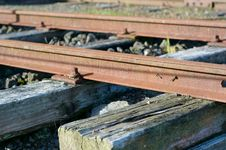 Free Railway Tracks Stock Photos - 3277743