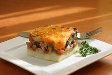 Free Potato Pie Stock Images - 3278534