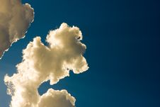 Free Puzzle Piece Cloud Stock Photography - 3278562