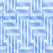 Free Seamless Texture Mosaic Blue Royalty Free Stock Photography - 3279257