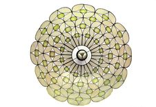 Free Green Chandelier Royalty Free Stock Photo - 3279585