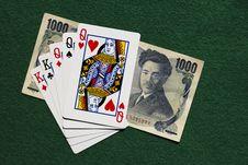 Free Gambling Stock Images - 32701324