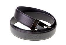 Free Black Men Leather Belt Royalty Free Stock Photos - 32703928