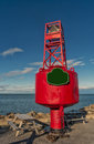 Free Red Starboard Buoy Royalty Free Stock Image - 32719866
